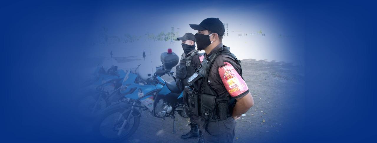 Proeis de Itaguaí recupera veículo roubado e apreende réplica de fuzil