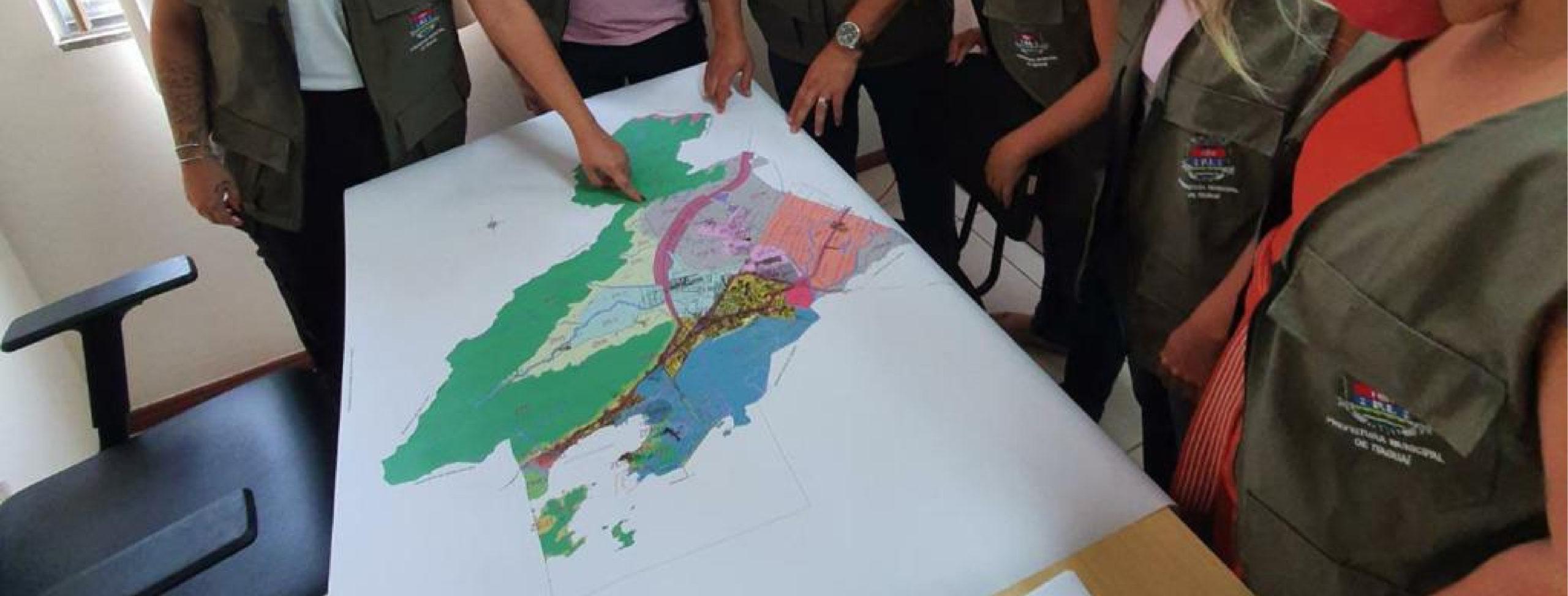 Prefeitura de Itaguaí inicia planejamento para revitalizar áreas verdes e áreas de proteção ambiental
