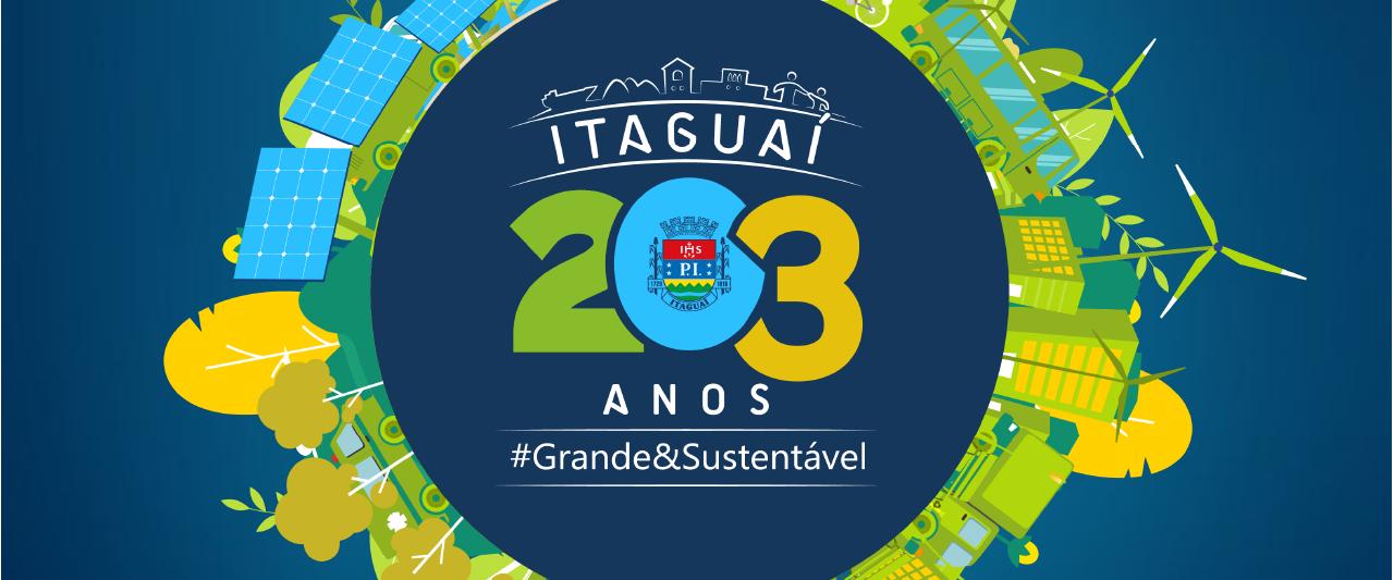 Itaguaí celebrará 203 anos